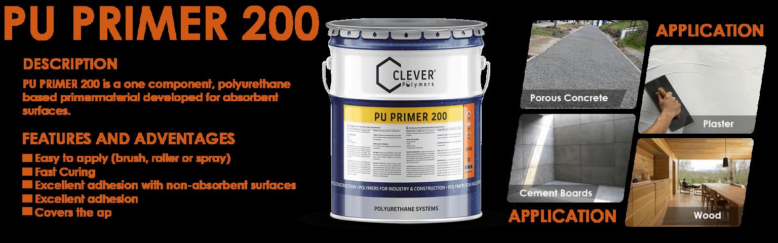 PU PRIMER 200 -WEB