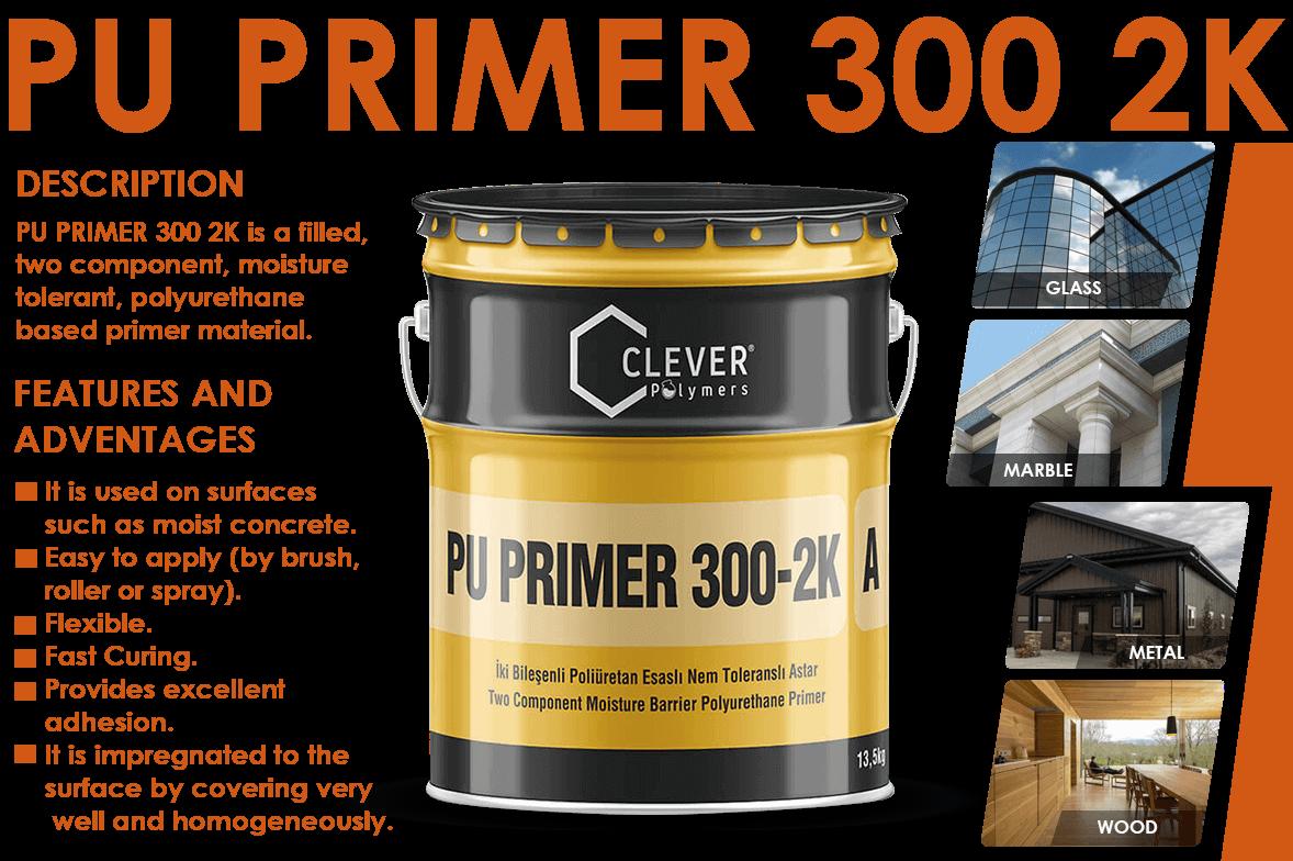 PU PRIMER 300 2K - MOBILEE